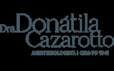 Logo Dra. Donatila Cazarotto